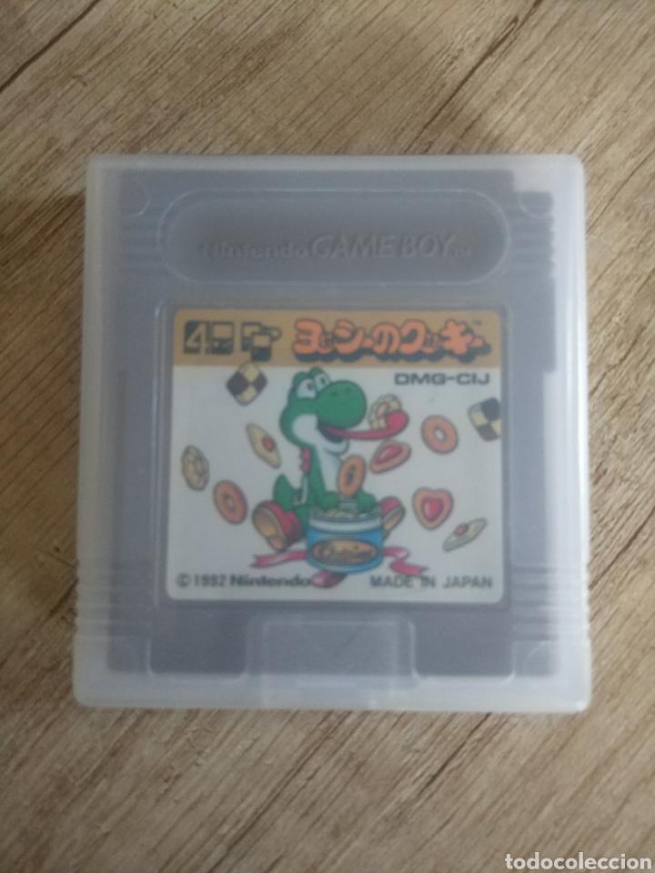 Videojuegos y Consolas: Cartucho original Nintendo GameBoy YOSHI COOKIE - Foto 11 - 207444936