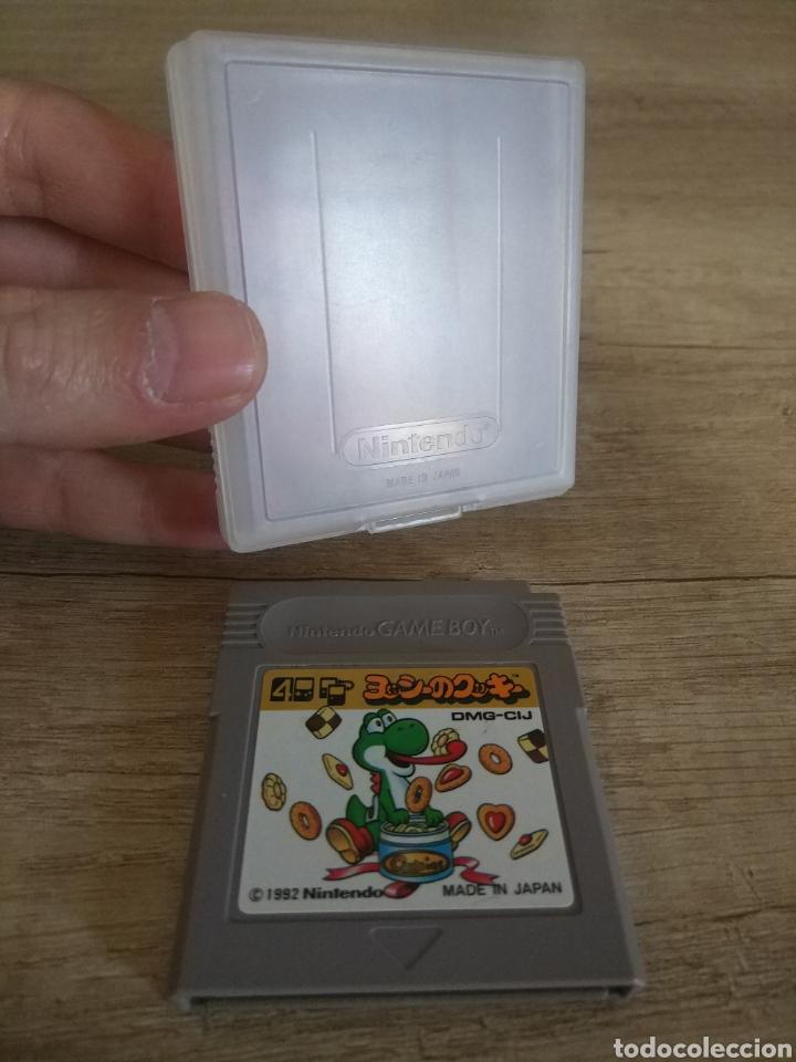 Videojuegos y Consolas: Cartucho original Nintendo GameBoy YOSHI COOKIE - Foto 12 - 207444936