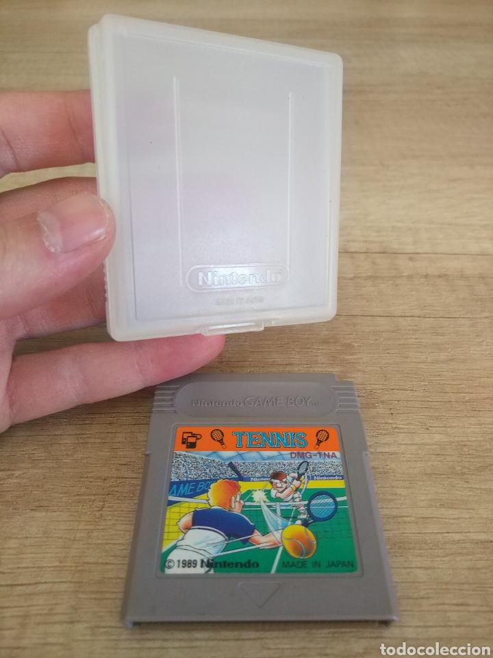 Videojuegos y Consolas: Cartucho original Nintendo GameBoy TENNIS. Año 1989 - Foto 11 - 207447976