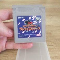 Videojuegos y Consolas: CARTUCHO ORIGINAL NINTENDO GAMEBOY SAMURAI SPIRITS/SAMURAI SHODOWN. Lote 207432507