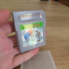 Videojuegos y Consolas: CARTUCHO ORIGINAL NINTENDO GAMEBOY DR. MARIO. AÑO: 1990. Lote 207434515