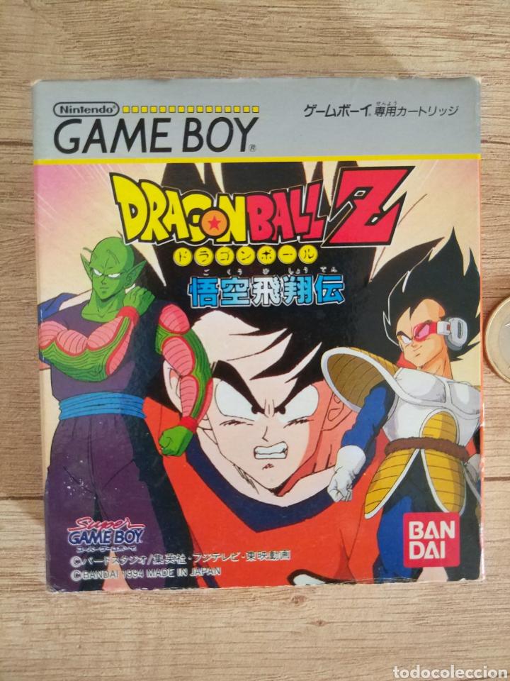 JUEGO NINTENDO GAMEBOY DRAGON BALL Z (BOLA DE DRAGÓN Z). ORIGINAL Y COMPLETO. 1994 (Juguetes - Videojuegos y Consolas - Nintendo - GameBoy)