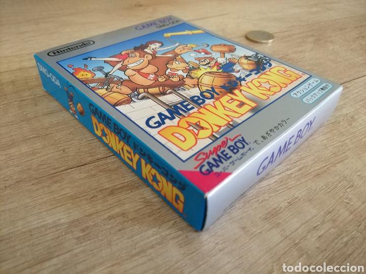 Videojuegos y Consolas: Juego Nintendo GameBoy DONKEY KONG. Original y Completo. Año: 1994 - Foto 4 - 207767227