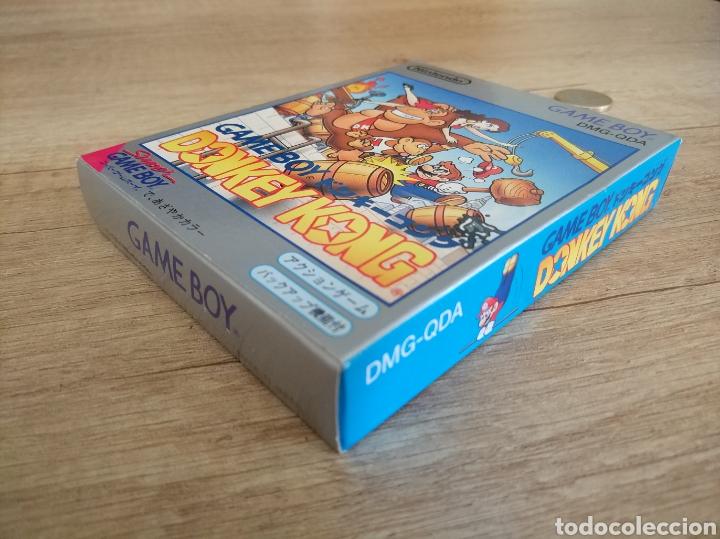 Videojuegos y Consolas: Juego Nintendo GameBoy DONKEY KONG. Original y Completo. Año: 1994 - Foto 5 - 207767227