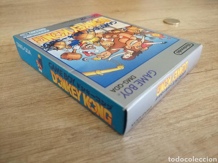 Videojuegos y Consolas: Juego Nintendo GameBoy DONKEY KONG. Original y Completo. Año: 1994 - Foto 6 - 207767227