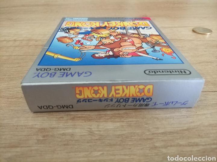 Videojuegos y Consolas: Juego Nintendo GameBoy DONKEY KONG. Original y Completo. Año: 1994 - Foto 7 - 207767227