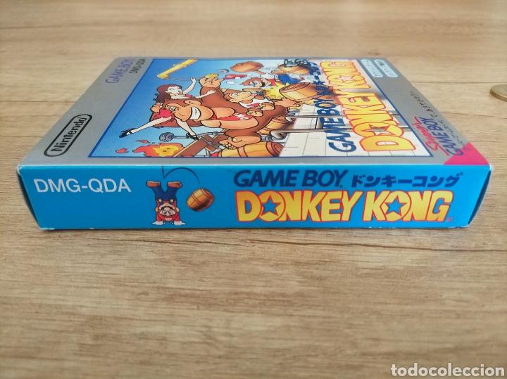 Videojuegos y Consolas: Juego Nintendo GameBoy DONKEY KONG. Original y Completo. Año: 1994 - Foto 8 - 207767227