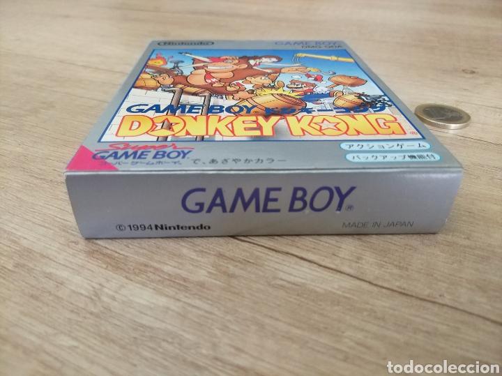 Videojuegos y Consolas: Juego Nintendo GameBoy DONKEY KONG. Original y Completo. Año: 1994 - Foto 9 - 207767227