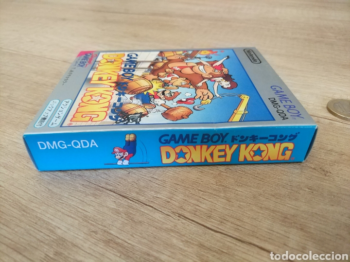 Videojuegos y Consolas: Juego Nintendo GameBoy DONKEY KONG. Original y Completo. Año: 1994 - Foto 10 - 207767227