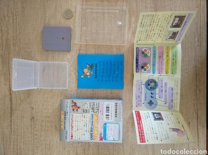 Videojuegos y Consolas: Juego Nintendo GameBoy DONKEY KONG. Original y Completo. Año: 1994 - Foto 12 - 207767227