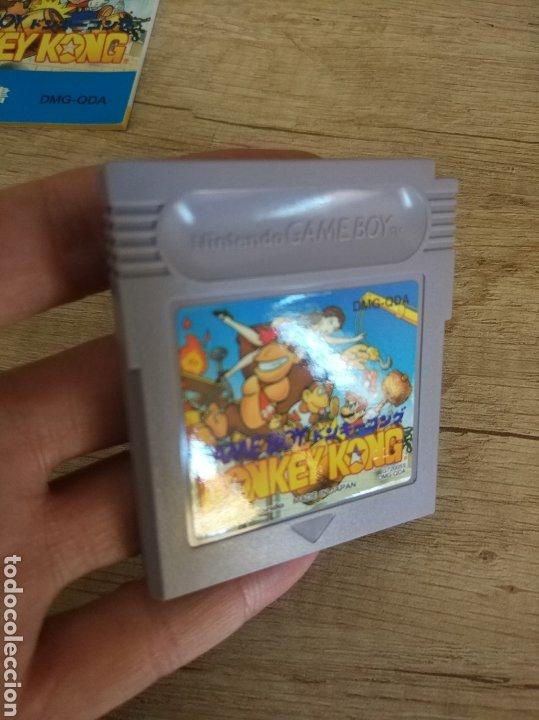 Videojuegos y Consolas: Juego Nintendo GameBoy DONKEY KONG. Original y Completo. Año: 1994 - Foto 14 - 207767227