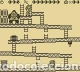 Videojuegos y Consolas: Juego Nintendo GameBoy DONKEY KONG. Original y Completo. Año: 1994 - Foto 20 - 207767227