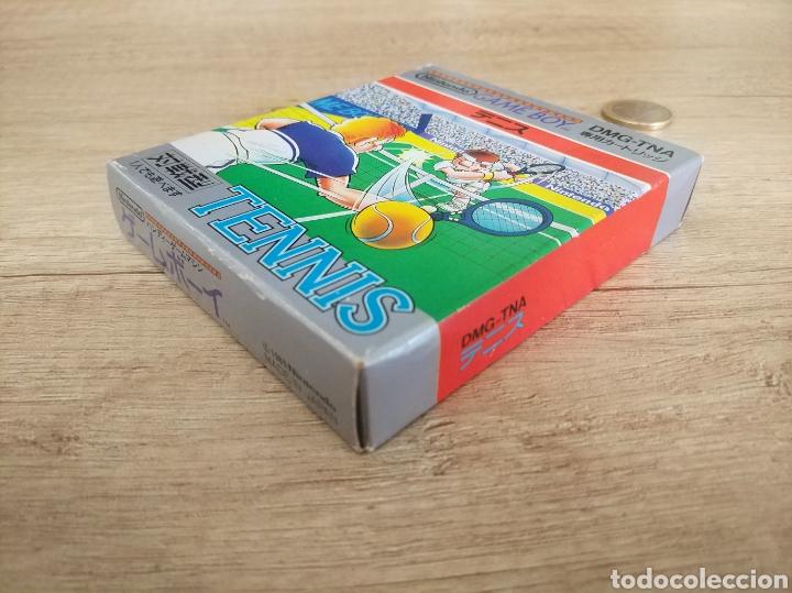 Videojuegos y Consolas: Juego Nintendo GameBoy TENNIS. Original y Completo. Año: 1989 - Foto 6 - 207771022