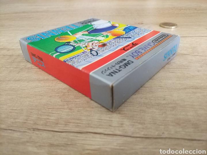 Videojuegos y Consolas: Juego Nintendo GameBoy TENNIS. Original y Completo. Año: 1989 - Foto 7 - 207771022