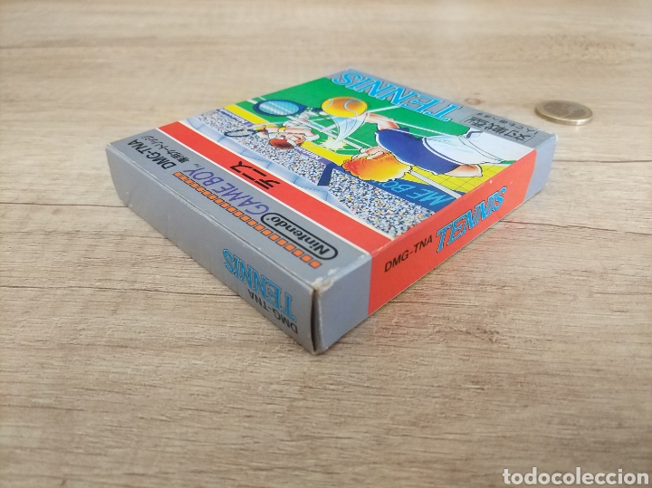 Videojuegos y Consolas: Juego Nintendo GameBoy TENNIS. Original y Completo. Año: 1989 - Foto 8 - 207771022