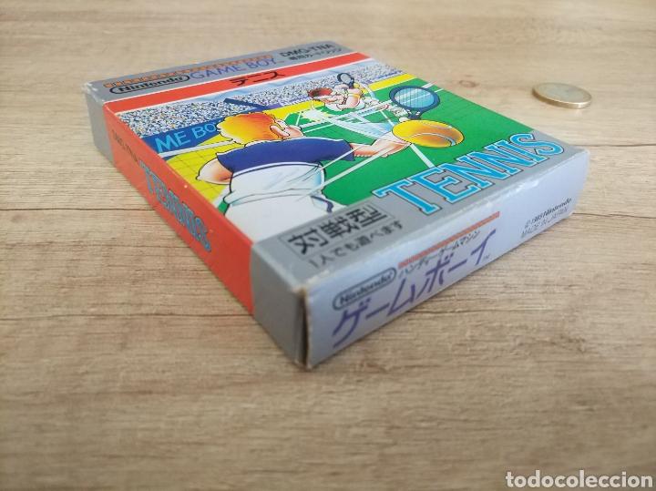 Videojuegos y Consolas: Juego Nintendo GameBoy TENNIS. Original y Completo. Año: 1989 - Foto 9 - 207771022