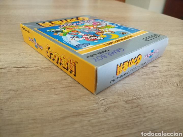 Videojuegos y Consolas: Juego Nintendo GameBoy SUPER MARIO LAND 2. Original y Completo. Año: 1992 - Foto 5 - 207772203