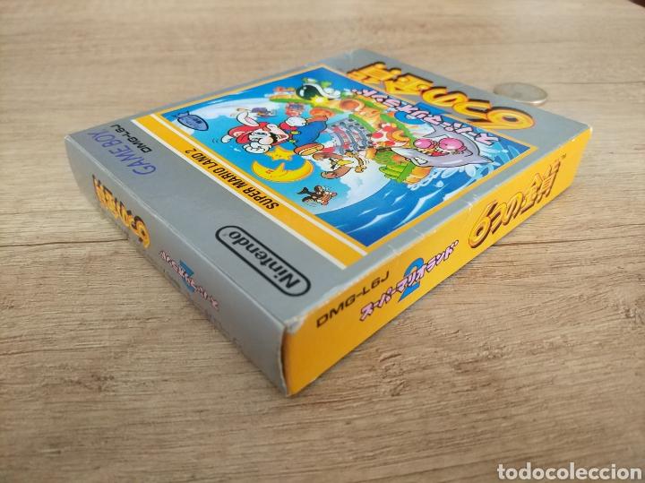 Videojuegos y Consolas: Juego Nintendo GameBoy SUPER MARIO LAND 2. Original y Completo. Año: 1992 - Foto 6 - 207772203