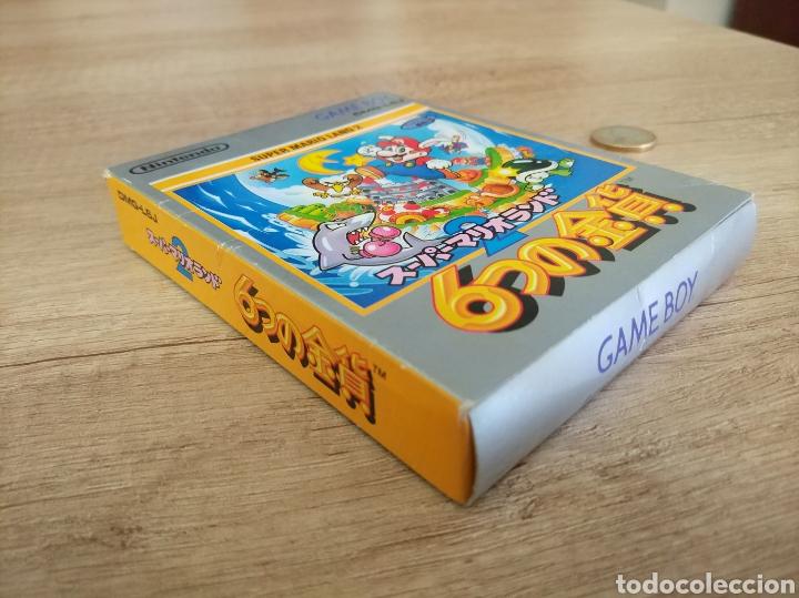 Videojuegos y Consolas: Juego Nintendo GameBoy SUPER MARIO LAND 2. Original y Completo. Año: 1992 - Foto 7 - 207772203