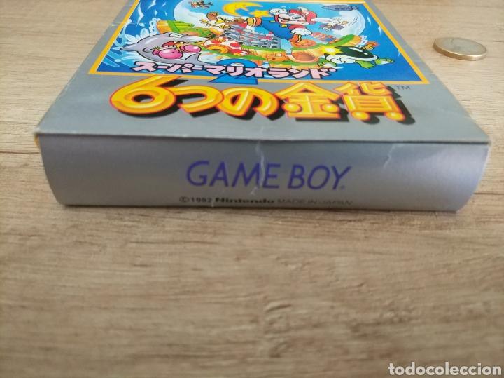 Videojuegos y Consolas: Juego Nintendo GameBoy SUPER MARIO LAND 2. Original y Completo. Año: 1992 - Foto 8 - 207772203