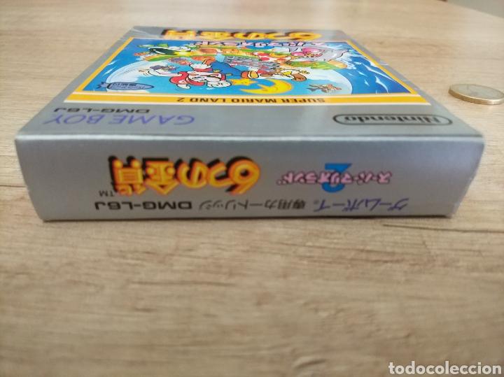Videojuegos y Consolas: Juego Nintendo GameBoy SUPER MARIO LAND 2. Original y Completo. Año: 1992 - Foto 10 - 207772203