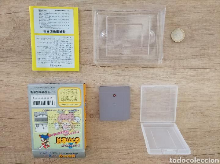 Videojuegos y Consolas: Juego Nintendo GameBoy SUPER MARIO LAND 2. Original y Completo. Año: 1992 - Foto 13 - 207772203