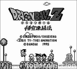 Videojuegos y Consolas: Juego Nintendo GameBoy DRAGON BALL Z (BOLA DE DRAGÓN Z). Original y Completo. 1994 - Foto 3 - 207938688