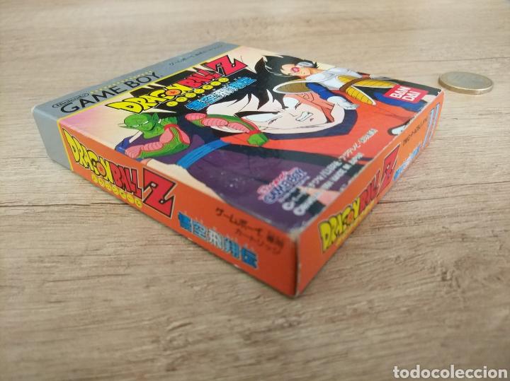Videojuegos y Consolas: Juego Nintendo GameBoy DRAGON BALL Z (BOLA DE DRAGÓN Z). Original y Completo. 1994 - Foto 4 - 207938688