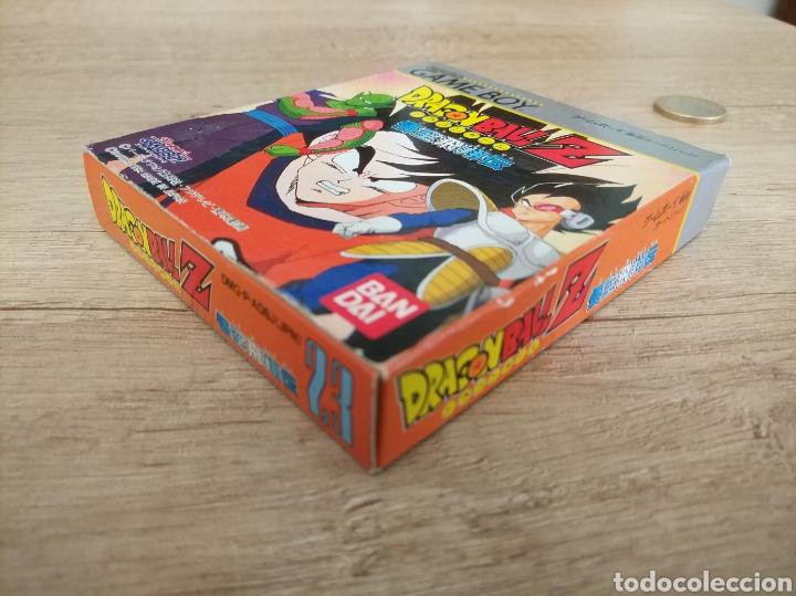 Videojuegos y Consolas: Juego Nintendo GameBoy DRAGON BALL Z (BOLA DE DRAGÓN Z). Original y Completo. 1994 - Foto 5 - 207938688