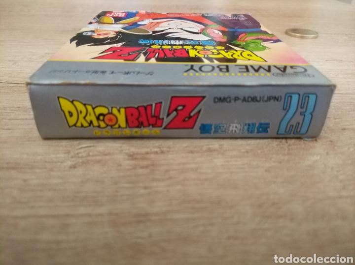 Videojuegos y Consolas: Juego Nintendo GameBoy DRAGON BALL Z (BOLA DE DRAGÓN Z). Original y Completo. 1994 - Foto 8 - 207938688