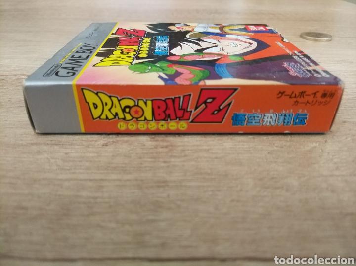Videojuegos y Consolas: Juego Nintendo GameBoy DRAGON BALL Z (BOLA DE DRAGÓN Z). Original y Completo. 1994 - Foto 9 - 207938688