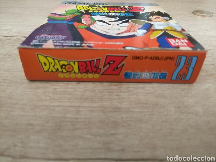 Videojuegos y Consolas: Juego Nintendo GameBoy DRAGON BALL Z (BOLA DE DRAGÓN Z). Original y Completo. 1994 - Foto 10 - 207938688