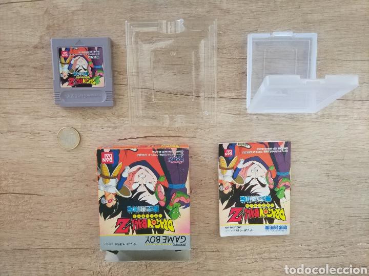 Videojuegos y Consolas: Juego Nintendo GameBoy DRAGON BALL Z (BOLA DE DRAGÓN Z). Original y Completo. 1994 - Foto 12 - 207938688