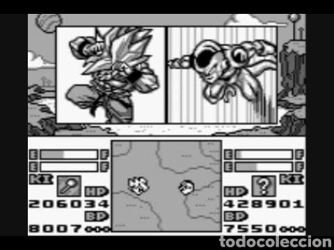 Videojuegos y Consolas: Juego Nintendo GameBoy DRAGON BALL Z (BOLA DE DRAGÓN Z). Original y Completo. 1994 - Foto 21 - 207938688