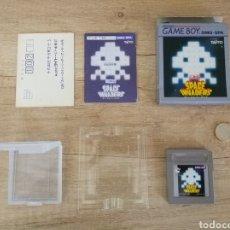 Videojuegos y Consolas: JUEGO NINTENDO GAMEBOY SPACE INVADERS. ORIGINAL Y COMPLETO. AÑO: 1990. Lote 207940761