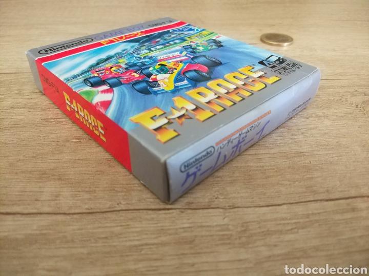 Videojuegos y Consolas: Juego Nintendo GameBoy F-1 RACE Original y Completo. Año: 1990 - Foto 4 - 207943591