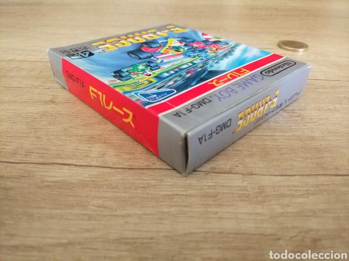 Videojuegos y Consolas: Juego Nintendo GameBoy F-1 RACE Original y Completo. Año: 1990 - Foto 6 - 207943591