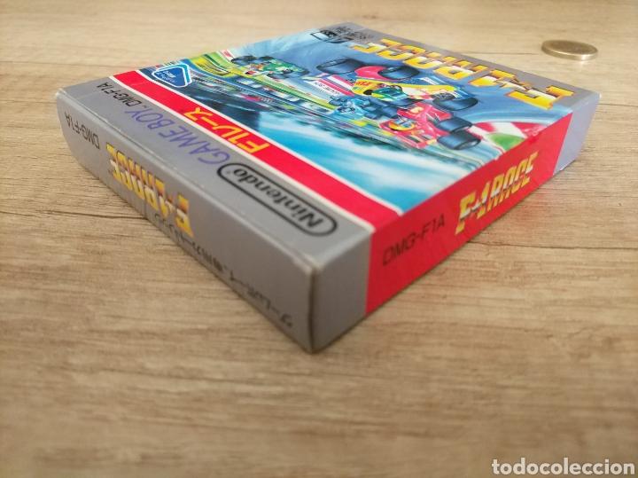 Videojuegos y Consolas: Juego Nintendo GameBoy F-1 RACE Original y Completo. Año: 1990 - Foto 7 - 207943591