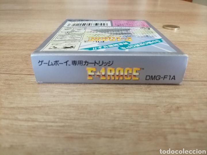Videojuegos y Consolas: Juego Nintendo GameBoy F-1 RACE Original y Completo. Año: 1990 - Foto 8 - 207943591