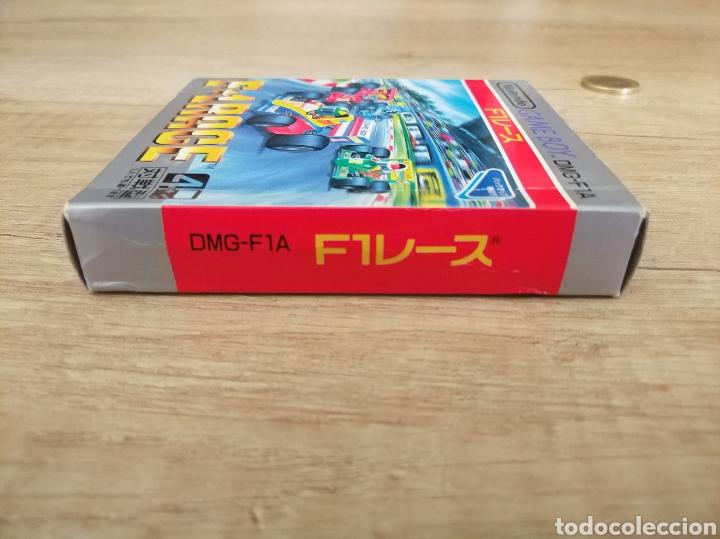 Videojuegos y Consolas: Juego Nintendo GameBoy F-1 RACE Original y Completo. Año: 1990 - Foto 9 - 207943591