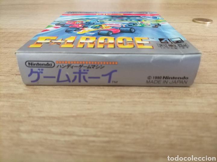 Videojuegos y Consolas: Juego Nintendo GameBoy F-1 RACE Original y Completo. Año: 1990 - Foto 10 - 207943591