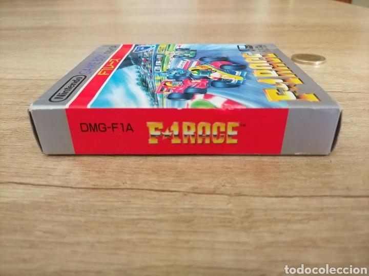 Videojuegos y Consolas: Juego Nintendo GameBoy F-1 RACE Original y Completo. Año: 1990 - Foto 11 - 207943591