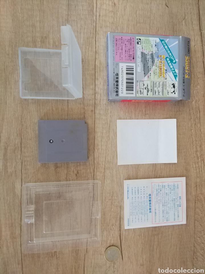 Videojuegos y Consolas: Juego Nintendo GameBoy F-1 RACE Original y Completo. Año: 1990 - Foto 13 - 207943591