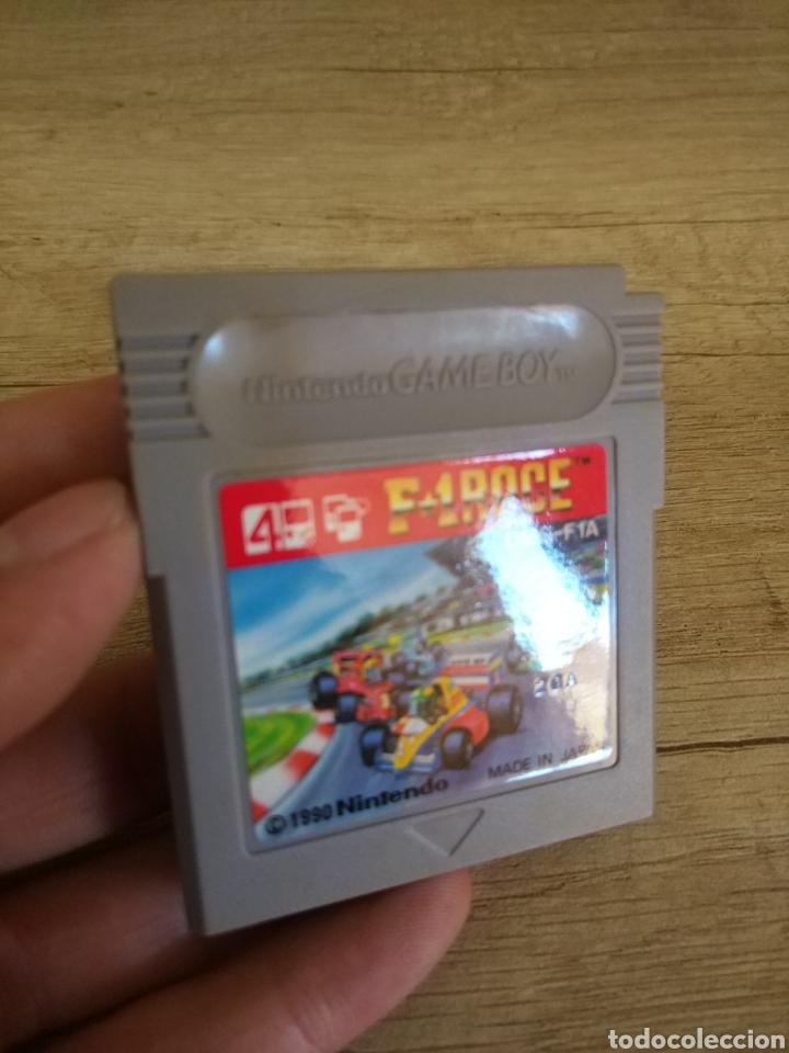 Videojuegos y Consolas: Juego Nintendo GameBoy F-1 RACE Original y Completo. Año: 1990 - Foto 15 - 207943591