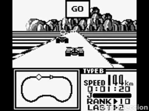 Videojuegos y Consolas: Juego Nintendo GameBoy F-1 RACE Original y Completo. Año: 1990 - Foto 21 - 207943591