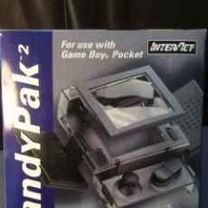 Videojuegos y Consolas: HANDY PAK 2 - PARA ¡¡ GAME BOY POCKET !! ¡¡NUEVO!! (VER FOTOS). Lote 254430515