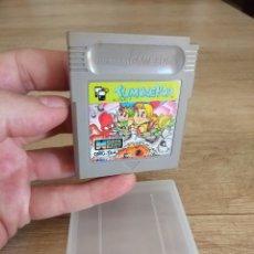 Videojuegos y Consolas: TUMBLEPOP - CARTUCHO ORIGINAL NINTENDO GAME BOY - AÑO 1991. Lote 208840920