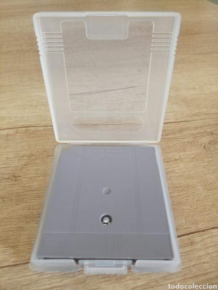 Videojuegos y Consolas: Cartucho original Nintendo GameBoy TUMBLEPOP. Año 1991 - Foto 4 - 208840920