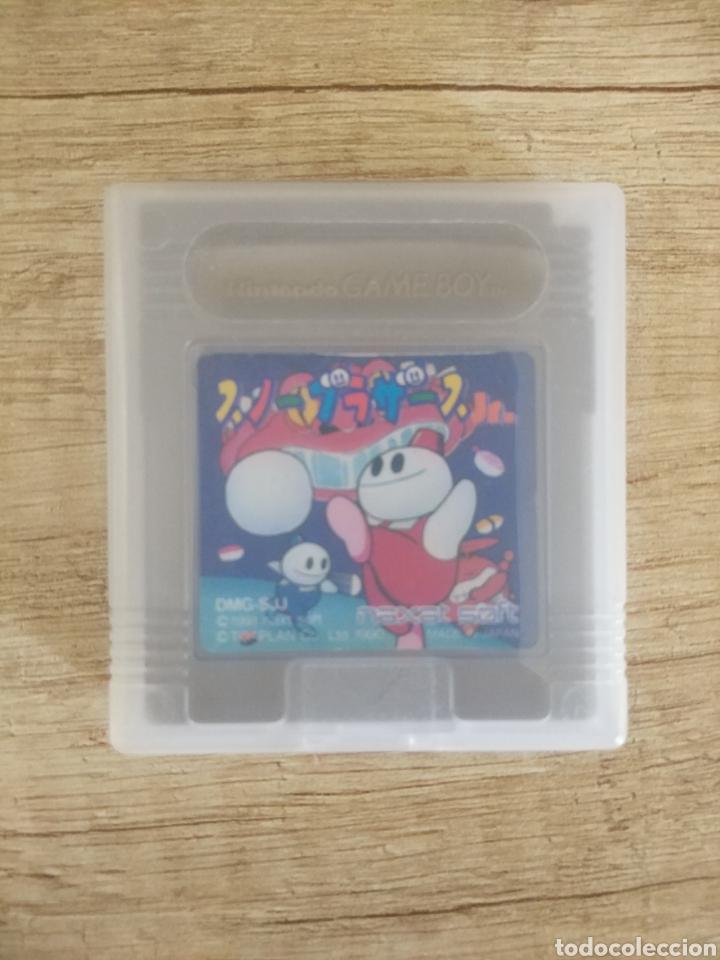 Videojuegos y Consolas: Cartucho original Nintendo GameBoy SNOW BROS. Año 1990 - Foto 11 - 208842082