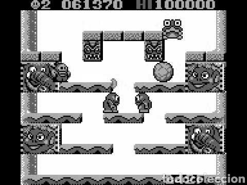 Videojuegos y Consolas: Cartucho original Nintendo GameBoy SNOW BROS. Año 1990 - Foto 13 - 208842082